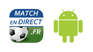 Application Android MatchEnDirect.fr
