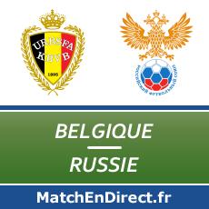 Belgique Russie