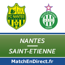 saint tienne nantes match en direct live du mercredi 15 juillet 2015. Black Bedroom Furniture Sets. Home Design Ideas