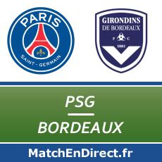 [Ligue 1] Paris Saint-Germain   –  Bordeaux