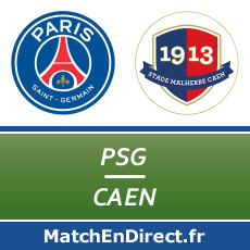 psg caen match en direct live du samedi 14 f vrier 2015. Black Bedroom Furniture Sets. Home Design Ideas