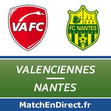Valenciennes nantes match en direct live du dimanche 20 - Logo valenciennes ...