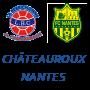 La Berrichonne de Chateauroux - FC Nantes