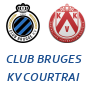 Club Bruges KV Courtrai
