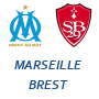 Marseille vs Brest 3-0, buts video, resume, Highlights & Goals 11-05-2011