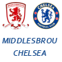 Middlesbrough Chelsea