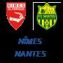 Nîmes Olympique - FC Nantes