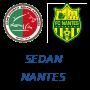 Sedan - FC Nantes