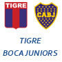 Tigre Boca Juniors