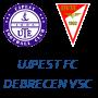 OTP Bank Liga (Nemzeti Bajnokság I) - Championnat Hongrois Ujpest-fc-debrecen-vsc-logo563-356